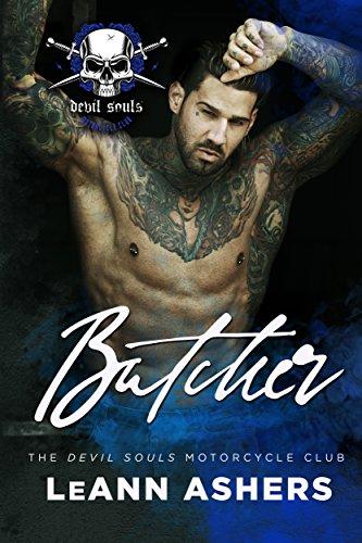 Butcher (Devil Souls MC Book 3) (Stand Butcher)