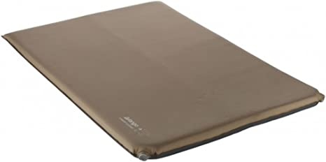Vango Comfort Self Inflating Camping Mat Double 10cm
