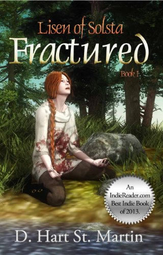 Fractured (Lisen of Solsta Book 1) by [St. Martin, D. Hart]