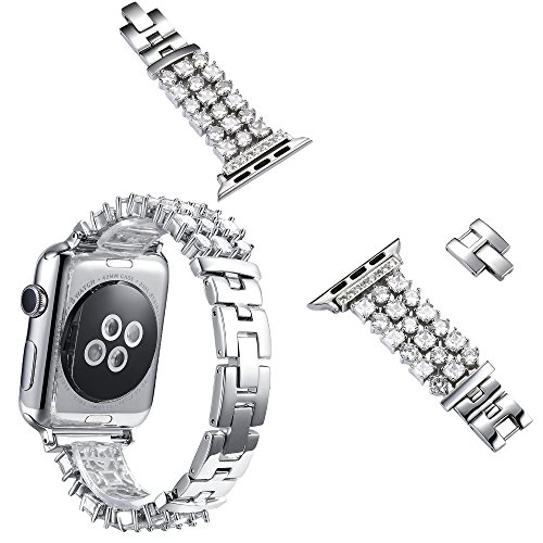 59efcca642ea3 SHOPUS | Luxurious Band Compatible with Apple Watch, Handmade Classy ...
