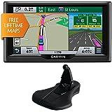 "Garmin nuvi 67LM 6"" 010-01399-01 Essential Series 2015 GPS Navigation System w Lifetime Maps Portable Friction..."