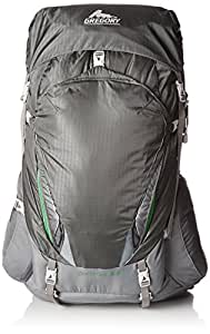Gregory Mountain Products Contour 60 Backpack, Graphite Gray, Small