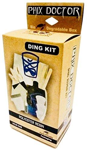 PhixDoctor Polyester Surfboard Ding Repair Kit - Standard by PhixDoctor