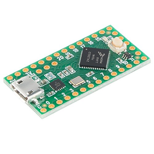 Teensy LC USB Development Board Without Pins by PJRC