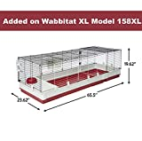Rabbit Cage Wire Extension | Extension Fits Midwest