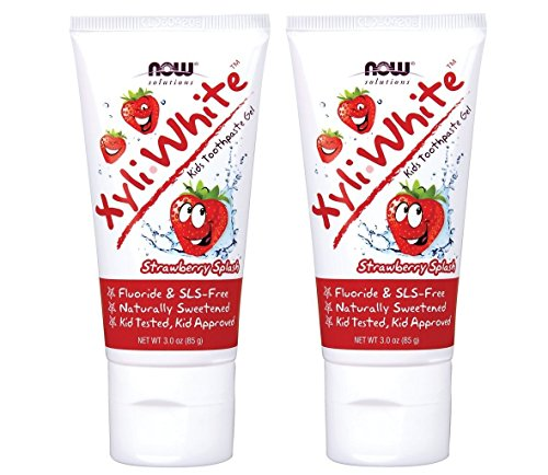 Foods Solutions XyliWhite Toothpaste Strawberry