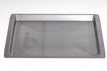 daniplus – Bandeja de horno aluminio apta para Bosch Siemens Balay Cocina, horno 46,
