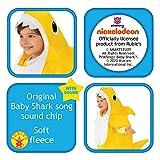 Rubie's Kid's Baby Shark Costume with Sound Chip
