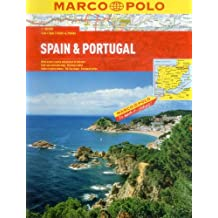 Spain/Portugal Marco Polo Road Atlas