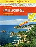 Spain / Portugal Marco Polo Atlas (Marco Polo Atlases) (Marco Polo Road Atlas)