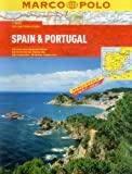 Spain / Portugal Marco Polo Atlas (Marco Polo Road Atlas)