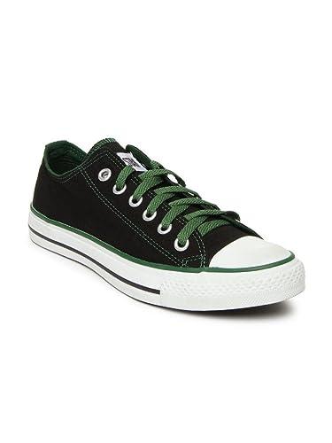 fedb2e3b9c88 ... czech converse unisex black green canvas shoes 502821 black green 8  e099d 2303d