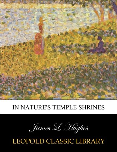 Read Online In nature's temple shrines pdf epub