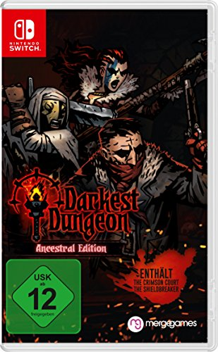 Price comparison product image Darkest Dungeon: Crimson Edition (Nintendo Switch)