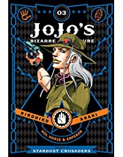 JoJo's Bizarre Adventure: Part 3--Stardust Crusaders, Vol. 3 (Volume 3)