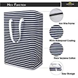 DOKEHOM 24-Inches Thickened X-Large Laundry