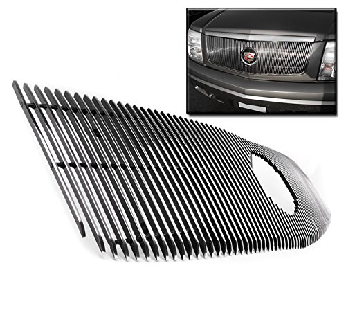 Cadillac Escalade Billet Grill (ZMAUTOPARTS Cadillac Escalade Front Vertical Upper Billet Grille Grill Insert)