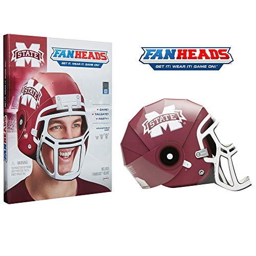 Fan Heads 07718-PDQ Texas A&M Aggies Helmet