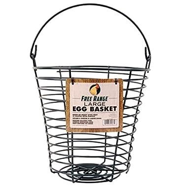 HARRIS FARMS 4261 Egg Basket, Large