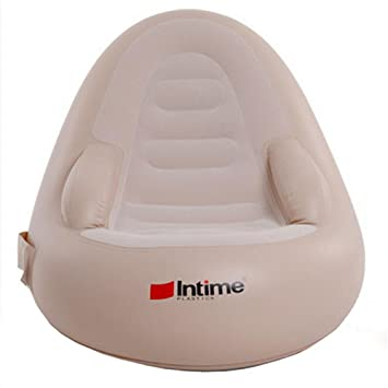 TOPQSC Relaje la silla inflable del bolso de haba del aire, silla ...