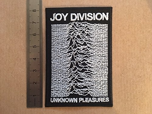 JOY DIVISION THERMOCOLLANT ECUSSON PATCHES AUFNAHER TOPPA
