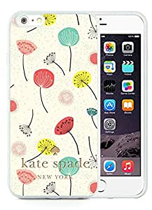 Personalized Customized iPhone 6 Plus Case Kate Spade New York Best Buy iPhone 6plus 5.5 Inch TP Phone Case 61 White