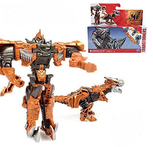 TONGROU AGE OF EXTINCTION GRIMLOCK ACTION FIGURES CAR ROBOT KIDS TOY (Rosalina Cat Costume)