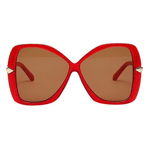 Logobeing Vintage Mujer Gafas de Sol Gato Gafas Retro ...