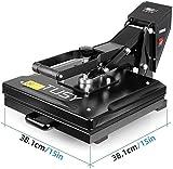 TUSY Heat Press Machine 15x15 inch Digital