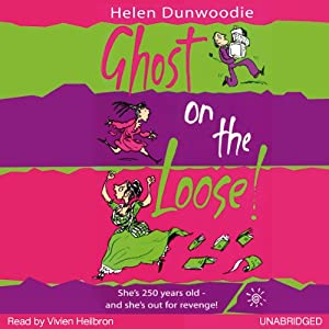 Ghost on the Loose Audiobook