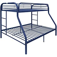 ACME Tritan Blue Twin over Full Bunk Bed