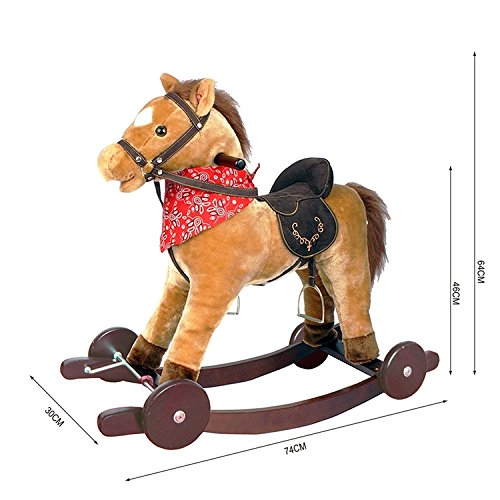 Tachan - Rocking Horse with Wheels (CPA Toy Group 2021 (W)