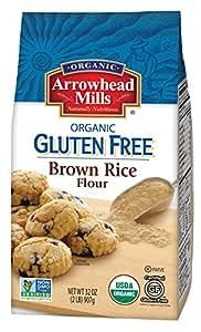 Arrowhead Mills Organic Brown Rice Flour, 32 Ounce