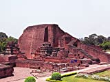 DollsofIndia Nalanda University Ruins - Bihar, India - Photographic Print - 12x16 inches - Unframed