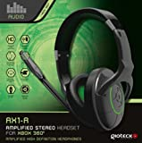 Gioteck XBOX 360 Amplified High Definition