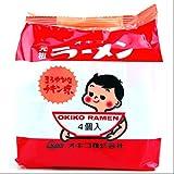 オキコ オキコラーメン 4個入り ×1袋