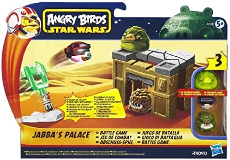 Angry Birds Juego Star Wars Jabba`s Palace