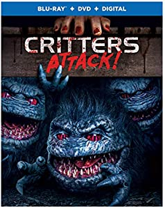 Critters Attack! (Blu-ray/DVD/Digital) from WarnerBrothers