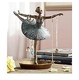 SPI Home Ballerina Figurine Jewelry Holder