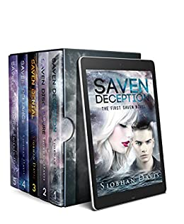 Saven: The Complete Series by [Davis, Siobhan]