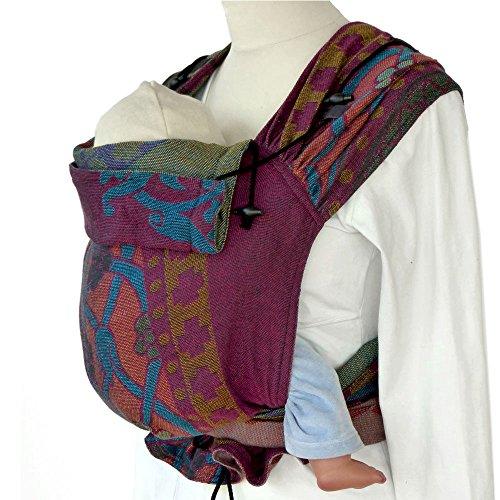DIDYMOS Meh-Dai/Mei Tai (DidyTai) Baby Carrier Fairytale (Organic Cotton), One Size ()