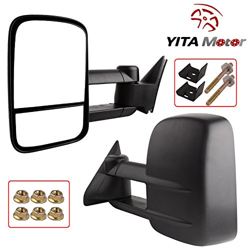 k1500 tow mirrors power - 1