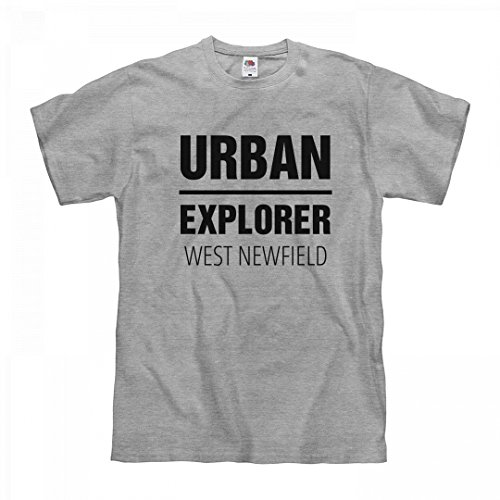 Urban Explorer West Newfield  Unisex Fruit Of The Loom Midweight T Shirt