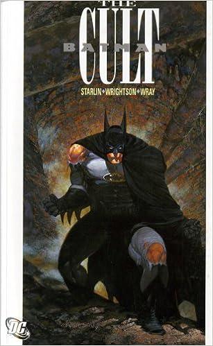 Batman: Cult: Amazon.es: Bernie Wrightson, Bill Wray, Jim ...