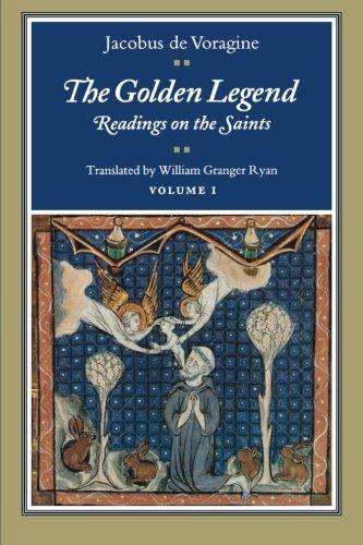 001: The Pet Legend: Readings on the Saints, Vol. 1 (Volume 1)