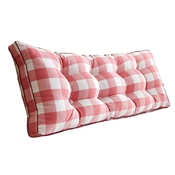 Amazon.com: Cushions Back Pillow Nordic Style Luxury Pink ...