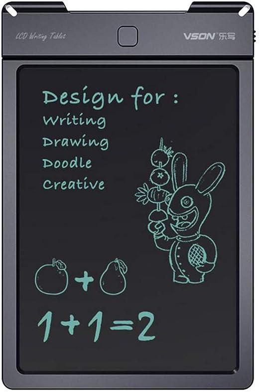 TISHITA 9インチインチLCD書き込み描画タブレット手書きパッドボードペン付に適用子供