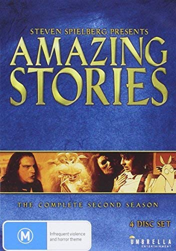 Amazing Stories: The Complete Second Season (Amazing Zone)