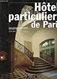 img - for Ho tels particuliers de Paris (French Edition) book / textbook / text book