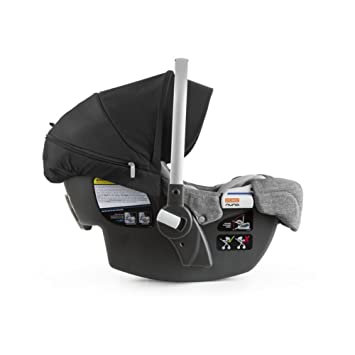 Stokke PIPA By Nuna Infant Car Seat With Base In Grey Melange 433303 Product